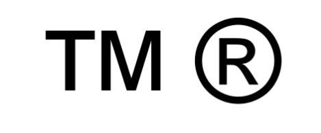 trademark symbols